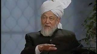 Liqa Ma'al Arab 13 November 1997 Question/Answer English/Arabic Islam Ahmadiyya