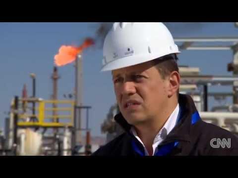 Majid Jafar on CNN Global Exchange - Crescent Petroleum & Dana Gas Operations in Kurdistan