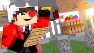 ЧЬИ ЯЙЦА КРУЧЕ? БИТВА ДВУХ ФАБРИК! Minecraft egg factory
