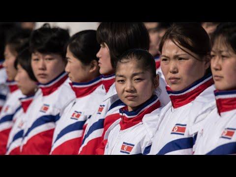 Avant les JO, la Corée du Nord organise un défilé militaire à Pyongyang