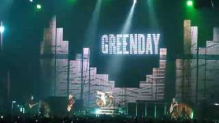 Green Day - sheffield arena