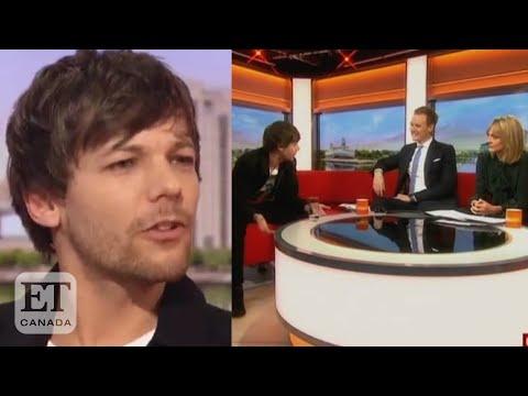 Louis Tomlinson Slams 'BBC Breakfast' Interview