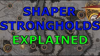 [Path of Exile] All You Need To Know About SHAPER STRONGHOLDS