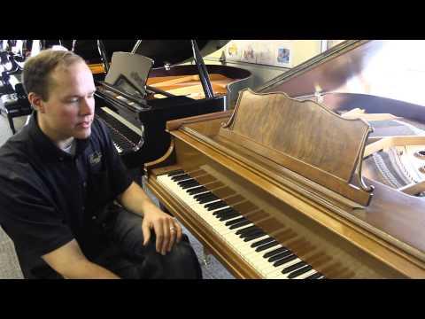 Used Hamilton Grand Piano For Sale