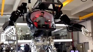 Awesome Sci-Fi Robot Technology Inventions Will Blow Your Mind