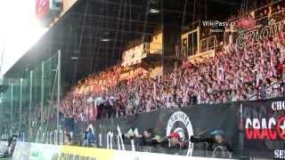 28.09.2014 Cracovia - Wisła Kraków 1:0 (WikiPasy.pl)