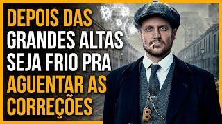 BITCOIN VOLTA A SUBIR EM FORTE TENDÊNCIA DE ALTA | CAFÉ BITCÃO #253