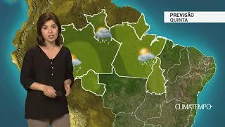 Previsão Norte – Alerta de temporais no Pará