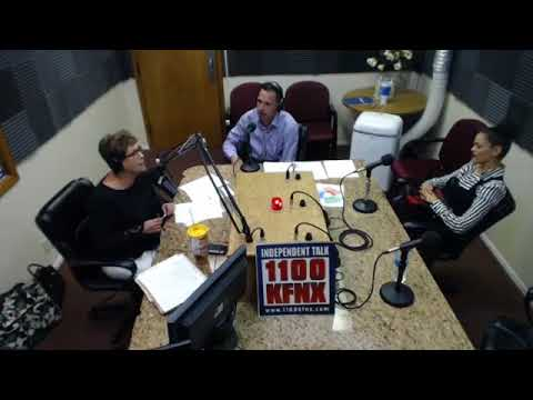 Networking Arizona Radio Show—Our Special Guest Appearance