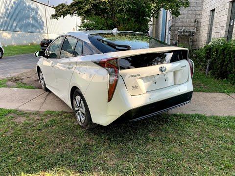 2018 Toyota Prius Авто из США до 8000$. Отправка в порт , обработка Авто.