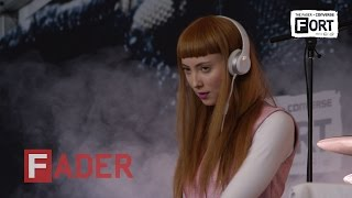 "QT, ""Hey QT"" - Live at The FADER FORT Presented by Converse"