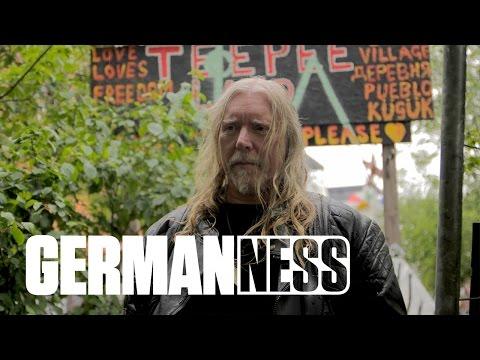 Hippie Leben am Spreeufer - Das Teepee Land    GERMAN-NESS in Berlin