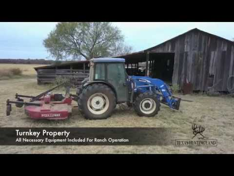 160 Acre Texas Ranch For Sale in Comanche County