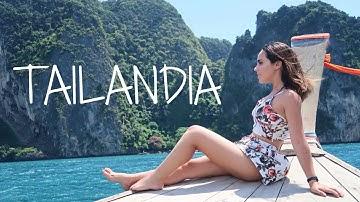 TAILANDIA: EL MEJOR VIAJE DE MI VIDA!   Katy Travels