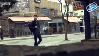 Jonghyun. Реклама кроссовок.