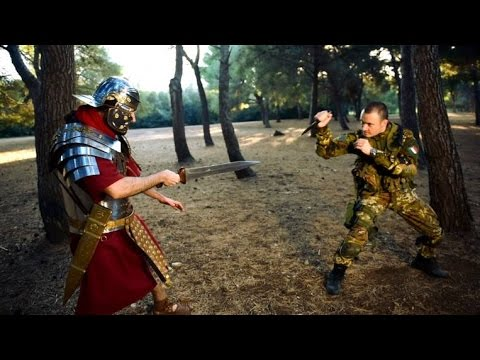 Download Youtube: Modern Italian Soldier vs Ancient Roman - FULLY INTERACTIVE VIDEO