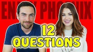 EnjoyPhoenix (Marie Lopez) en 12 questions