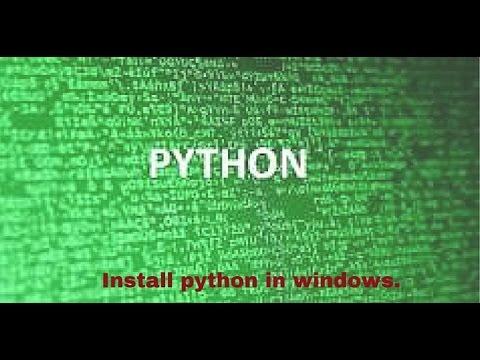 python 3.4.4 exe
