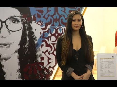 Zhiyun Crane 2 2018  footage | Singapore motor show 2018