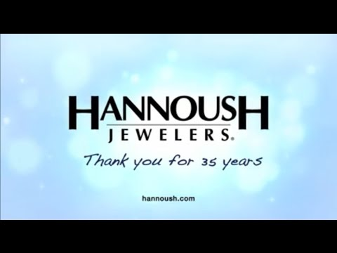 Hannoush Jewelers 35th Anniversary Commercial