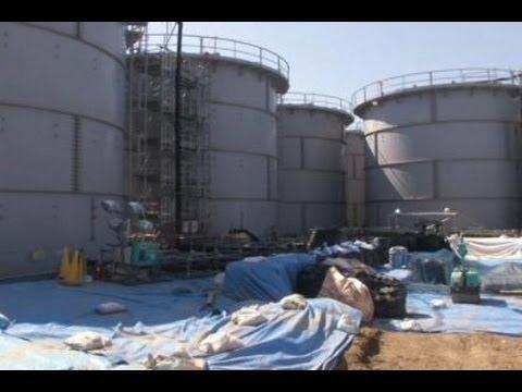 Kebocoran Air Radioaktif Fukushima ke Samudra Pasifik