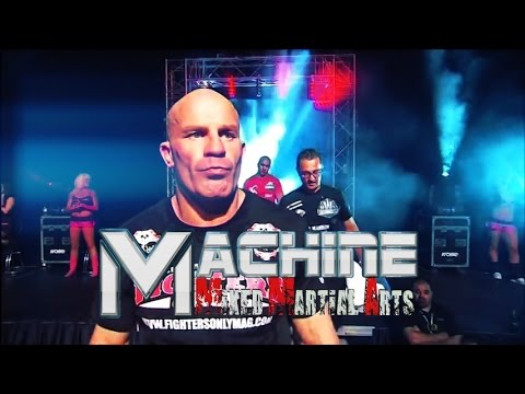 Ian 'THE MACHINE' Freeman MMA Highlights