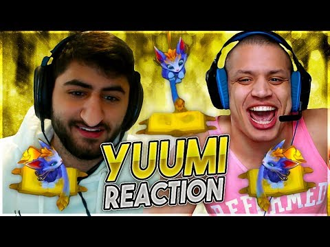 Tyler1 Reacts to Yuumi, The New Champion | Yassuo Destroys EUW With LeBlanc | TF Blade Pentakill