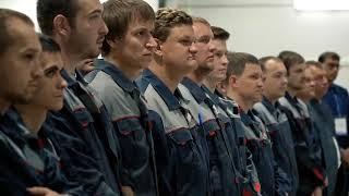 """Открытие """"Вологодского завода специальных подшипников"""""""