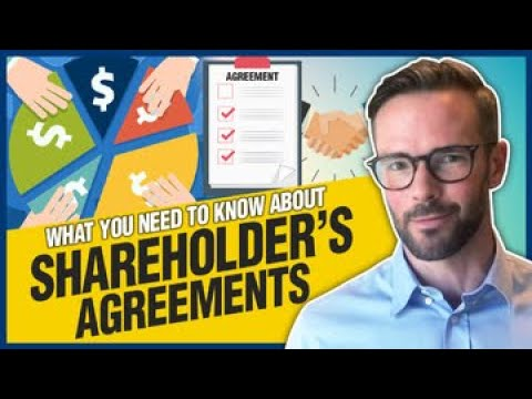 Shareholder's Agreement Explained | Why They're Essential To The Success Of Your Business