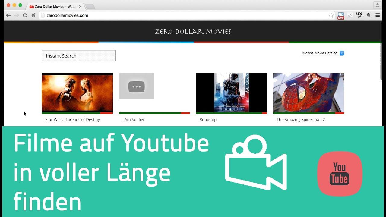 Filme In Voller Länge Auf Youtube