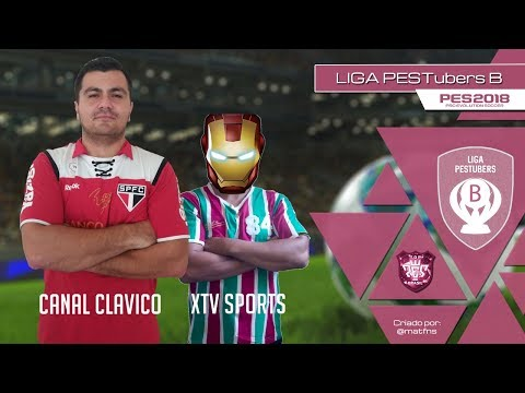 LIGA PESTUBERS B 2018 - CANAL CLAVICO X XTV SPORTS (RODADA 3)