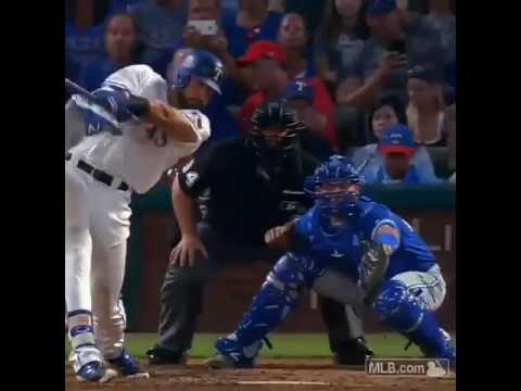 Joey Gallo INSIDE THE PARK HOME RUN vs Blue Jays   BEST PLAY OF THE DAY