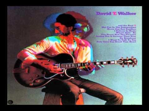 David T. Walker - Hot Fun in the Summertime (1973)