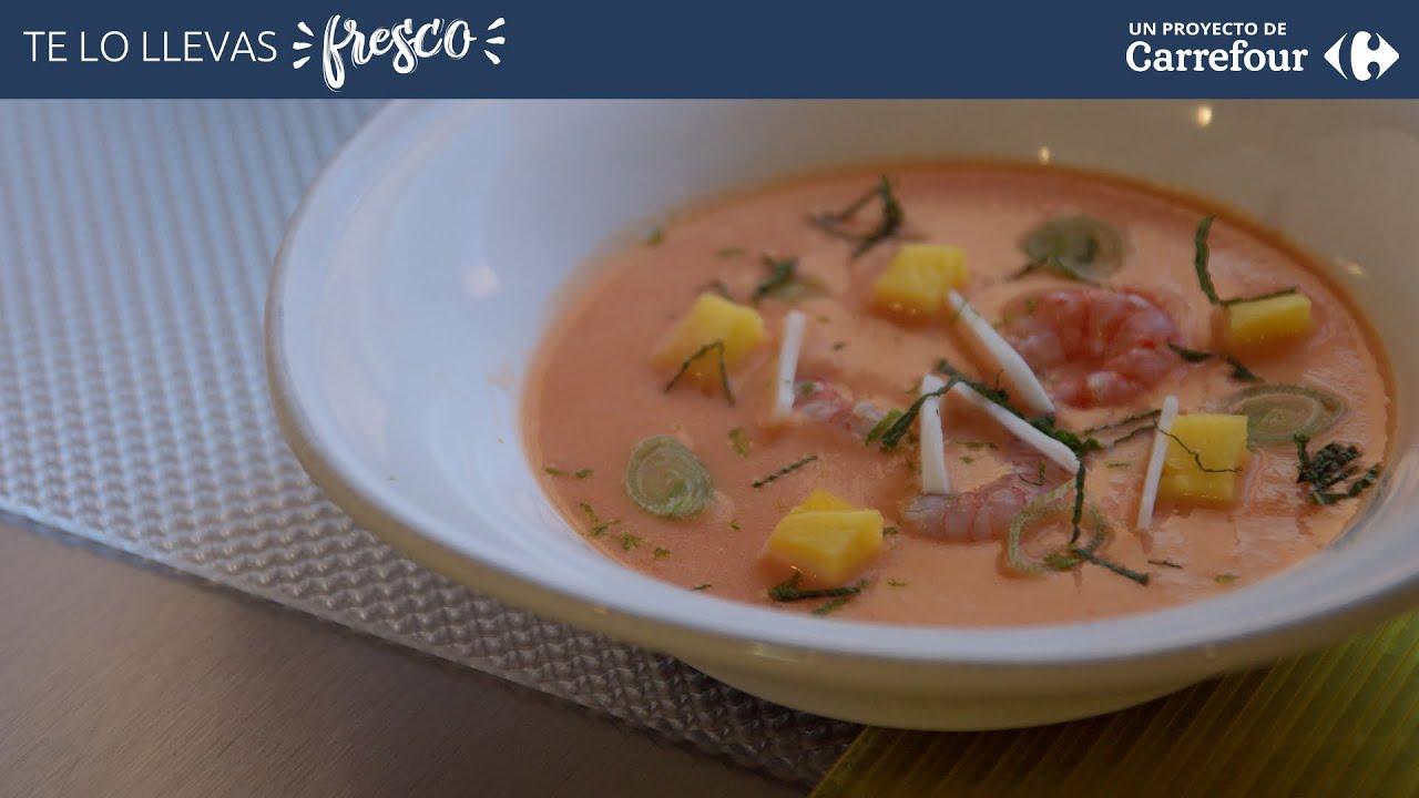 Gazpacho, salmorejo y ajoblanco no aptos para puristas | EL COMIDISTA