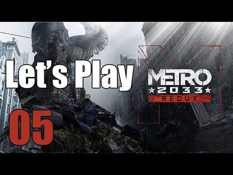 Metro 2033 Redux  Lets Play Part 5: Dry Station