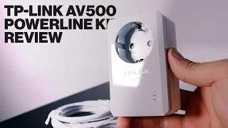 TP-LINK AV500 Powerline Kit Review - Get Ethernet Anywhere