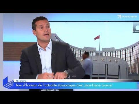 """""""Comparer le Bitcoin à l'or est d'une stupidité absolue !"""" Jean-Hervé Lorenzi"""
