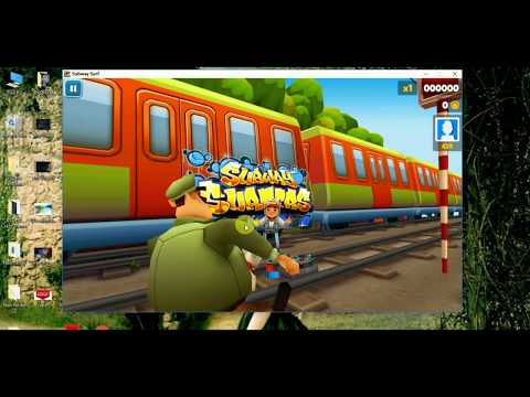 How To Download And Install Subway surfers...