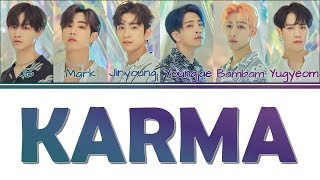 Watch Got7 Karma video