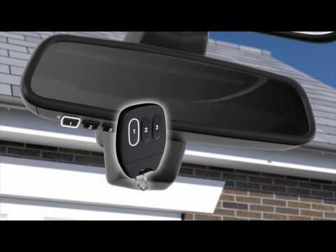 Jaguar Universal - Garage Door Opener | Jaguar USA