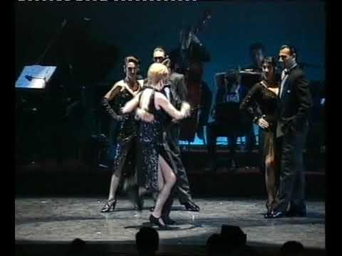 latin life Daniela Delgarbo Tango pasion in carre 17 sept 1999