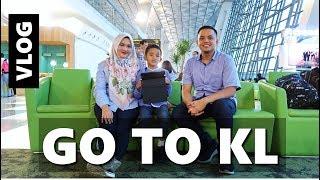 GO TO KL MALAYSIA! via Terminal 3 Ultimate Soekarno Hatta | The Permanas VLOG | Indonesia