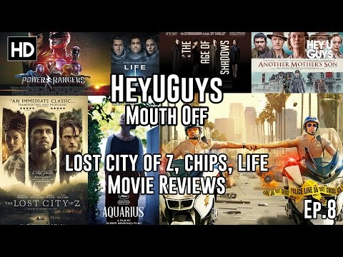 The Lost City of Z, Life, Another Mother's Son Movie Reviews - Mouth Off Ep. 8