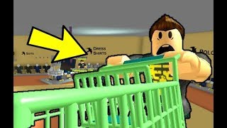 SPENDING MONEY at the Mall! Roblox Shopping Simulator