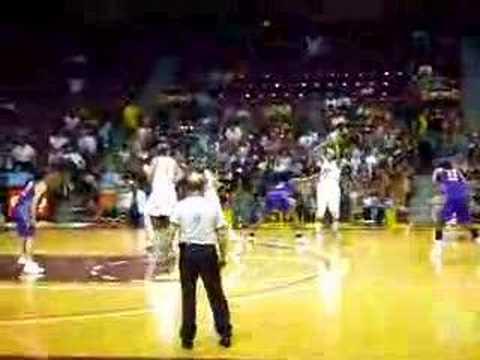 WNBA: Monarchs At Lynx 7/6/07