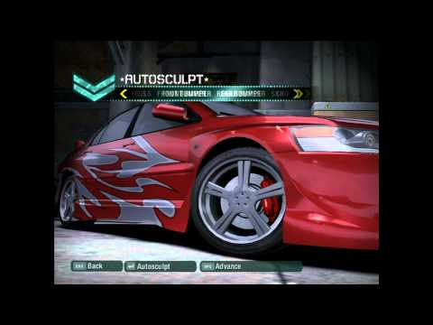 Let's Play Need For Speed Carbon Demo (Part 1)