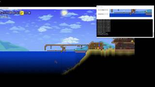 Terraria 1.4 Fishing B๐t ( automatic fishing )