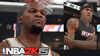 NBA 2K15 Gameplay Screenshots + Next Gen PC CONFIRMED!