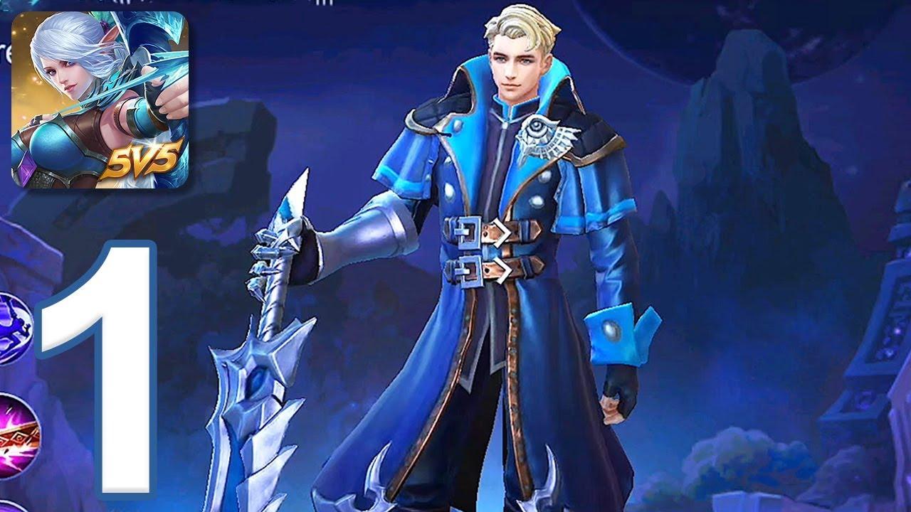 Mobile Legends: Bang Bang – Gameplay Walkthrough Part 1 (iOS, Android)