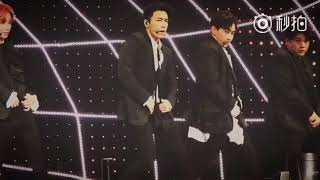 Video MAMA 2017 in HK | Super Junior Black Suit | DONGHAE Fancam download MP3, 3GP, MP4, WEBM, AVI, FLV Februari 2018